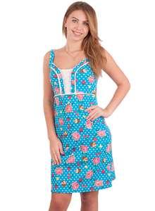 Купить женские ночные сорочки вырез - на бретелях оптом в Киеве в ... ee19cb1a94b3b