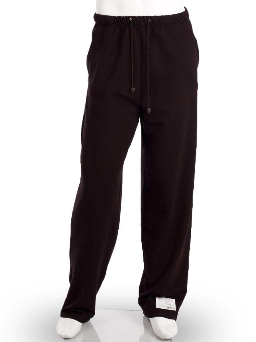 Спортивні штани чоловічі футер-стрейч БФ-01 чорний - купити оптом по ... 834734d71416a