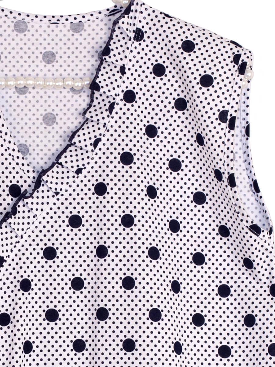 01cf62ff7a98f7 Сорочка женская без рукава СР-01-01 абстракция 327 - купить оптом по ...