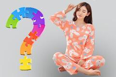 Какая ткань лучше для пижамы и какую выбрать  – Пані Яновська 5a95140c4ee1a