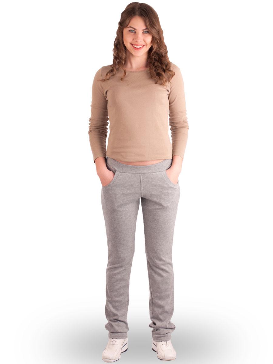 Літні брюки жіночі інтерлок БІН-01 сірий - купити оптом по ціні від ... 227080ce0528e