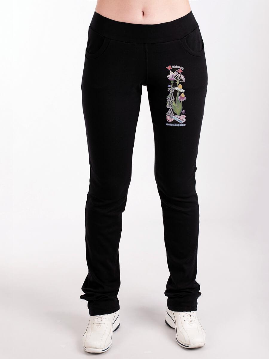 Літні брюки жіночі інтерлок БІН-01 чорний - купити оптом по ціні від ... 5be79969e115c
